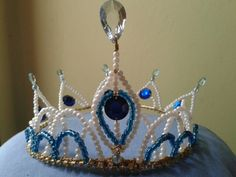 Coroa para espetáculo