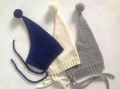 Handknitted ребенка шляпу / шерсти мериноса шляпу / шерсти альпаки по DaLuforkids