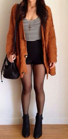 All I want is this pumpkin colored sweater.