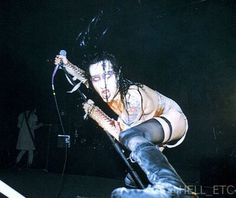Great pic of Rev. Manson