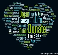 Organ transplant  - Donate Life I'm a kidney transplant recipient thanks to my daughter!