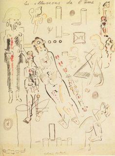 Antonin Artaud. Les Illusions de l'âme 1946