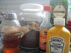Charme de cozinha: Talharim ao Molho de Tomate Italiano e Filé Mignon ao Molho Barbecue