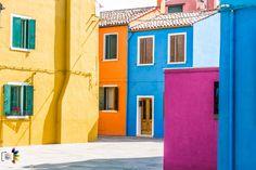 Venecia, Burano By http://fotocreative.es