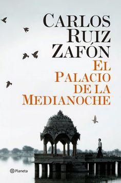 """Los Mundos De Chibita: Reseña """"El palacio de la medianoche"""" - Carlos Ruíz... #BooksLibros"""