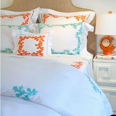 Bali Coral Bedding Collection,  Very Beautiful, on sale now