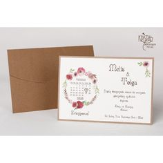 Invitatie nunta 70163 First Event, Wedding Invitations, Bullet Journal, Place Card Holders, Weddings, Wedding, Card Wedding, Wedding Invitation Cards, Marriage