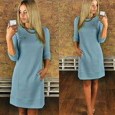 Женские платья в клетку большой размер