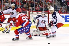 Washington Capitals vs. Columbus Blue Jackets - 3/23/17 NHL Pick, Odds, and Prediction
