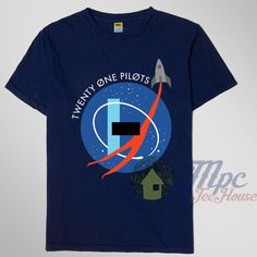 Twenty One Pilots Nasa T Shirt #twentyonepilotsshirt #twentyonepilots #topnasa #nasatshirt #twentyonepilotstshirt #nasa