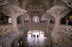 Pictures Inside Castles   Sleeping Beauty's Castle Interior at Disneyland Paris