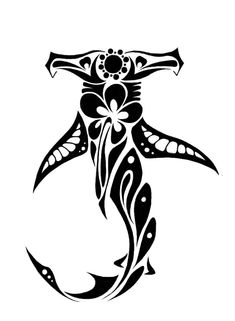 Go Back > Gallery For > Tribal Shark Tattoo Designs