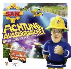 nur noch heute: Feuerwehrmann Sam - Achtung Ausserirdische! - wir verlosen drei Fanpakete!
