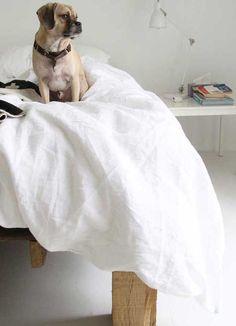 Beautiful duvet covers -- Rough Linen