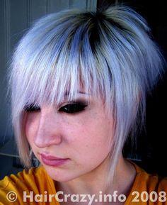 Short Hair with Bangs