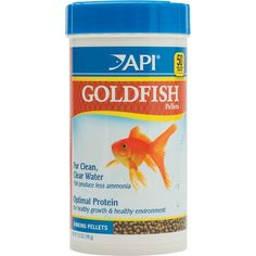 Formulated with superior plant protein sources for digestibility & growth, a carrot/ marigold blend for vibrant coloration, and wheat sources to provide energy. Goldfish Food, Goldfish Types, Protein Rich Diet, Sources Of Carbohydrates, Marine Fish, Wild Bird Food, Healthy Environment, String Lights Outdoor, Plant Protein
