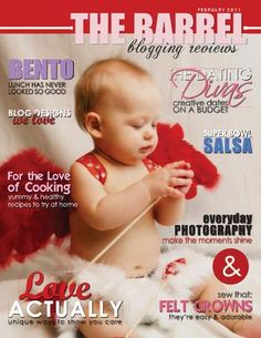 The Barrel: Blogging Reviews Feb 2011. Love Actually feature, pp 25-29