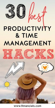 30 Best Productivity And Time Management Hacks For Busy People Do you have a side hustle or go to school? Do you work full-time and have a lot going on in your life? Are you looking to increase your productivity and create results in your Make Money Fast, Make Money Online, Work Productivity, Productivity Management, Time Management Skills, Money Management, How To Stop Procrastinating, Do You Work, Happiness