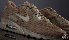 Zapatillas Nike Air Max 90 Ultra Br Verde Militar, presentamos una de las últimas variaciones creadas por #Nike, para el modelo de zapatillas #AirMax90,  en esta ocasión han fabricado este clásico con tejido #Breathe, además de un tratamiento #UltraMoire, consiguiendo una gran transpiración, ligereza y flexibilidad, descúbrelo en nuestra #TiendaOnLine #ThePoint: http://www.thepoint.es/es/zapatillas-nike/1772-zapatillas-hombre-nike-air-max-90-ultra-br-verde-militar.html