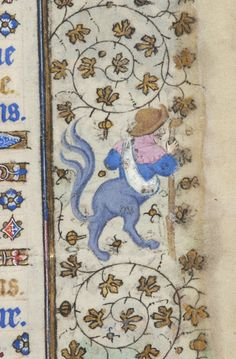Book of Hours, MS M.919 fol. 8r - Images from Medieval and Renaissance Manuscripts - The Morgan Library & Museum