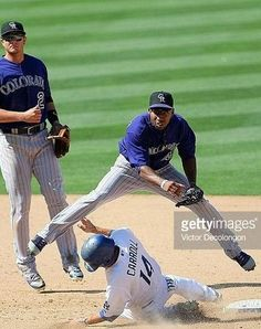 Jonathan Herrera Colorado Rockies, Mlb, Baseball Cards, Sports, Hs Sports, Sport