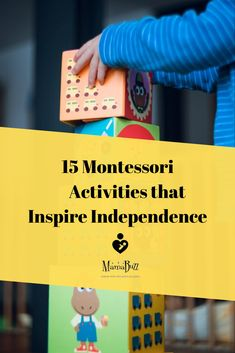 montessori activities worth doing with your kids. Creative Activities, Activities To Do, Infant Activities, Learning Through Play, Learning To Be, Three Kids, 3 Kids, Thing 1, Practical Life
