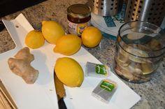 Une recette pour résister aux assauts de l'hiver : le remède anti-grippe