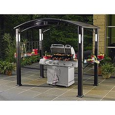 5 X 8 Outdoor Pergola With Lights Will Bring The Magic