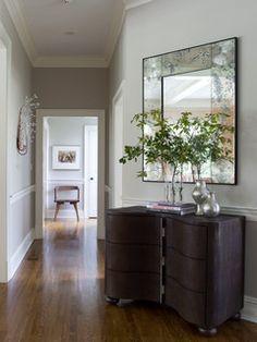 Washington, CT, Home - contemporary - hall - dallas - by S. B. Long Interiors