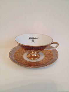 Poison Teacup  on Etsy, $30.00
