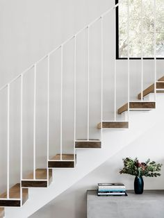 Staircase | Eastwell House by Techne Architecture and Interior Design | est living