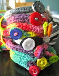 Kids Jewelry - I-cord friendship bracelets