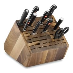 Williams-Sonoma 35-Slot Knife Block #williamssonoma