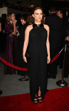 2011: #NataliePortman, dazzling in Michael Kors at the 63rd Annual Directors Guild Awards.