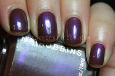 Nat Robbins EL11 Phantom.... taupe-y mushroom with purple shimmer.
