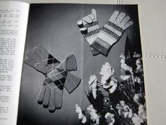 Vintage Beehive Hand in Glove Pattern Knitting Book Patons & Baldwins No 28 - Lady's Gloves at Designs By Willowcreek on Etsy by DesignsByWillowcreek on Etsy