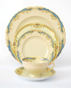 """Sonora"" Fine china...beautiful..."