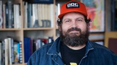 Designer Shows How To Create A Logo, Gives Useful Advice  Aaron Draplin Takes On a Logo Design Challenge