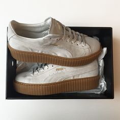 Puma Rihanna Zapatillas Blancas
