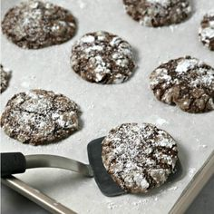 Boozy Black Forest Cookies For #OXOGoodCookie