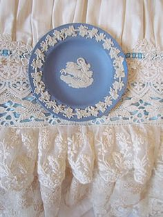 Wedgewood Jasperware...so lovely and so English.