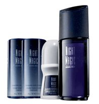 Night Magic 4-Piece Fragrance Collection