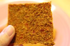 Savory Pepper Flax Chips  #vegan #dehydrator http://therawproject.com/?p=7044