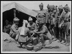 Cavalrymen, WWI