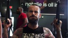 Ultimate Insider: CM Punk trains at EXOS athlete performance
