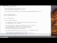 Corso HTML5 ITA - 10 (drag & drop) 2 di 3 - #CSS #KomodoEdit #Corso #Guida #Html5 #ITA #Italiano #Javascript #Programmazione #Tutorial #Video http://wp.me/p7r4xK-SA