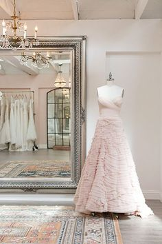 10 New S.F. Shops To Love #refinery29 http://www.refinery29.com/new-san-francisco-boutiques#slide-5 Lovely This New York-founded bridal boutique has arrived on Union Street, providing a much-needed haven for stylish brides looking for something a little less traditional. With a roster of cool designers (like Carol Hannah, Leanne Marshall, Karen Willis Holmes, and Anna Campbell), the store is the place to turn for yes-to-the-dress magic.Lovely, 2266 Union Street (between Steiner and Fillmore…