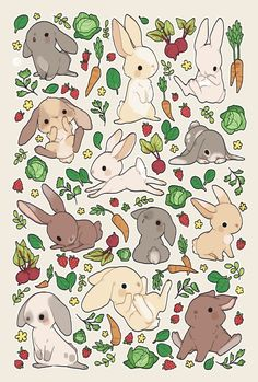 Rabbit Food by Dani Kruse