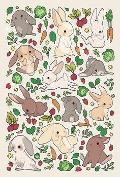 Rabbit Food by Dani Kruse