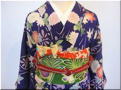 桜柄の羽織・大正ロマン小紋・すずらん柄のオーダー帯